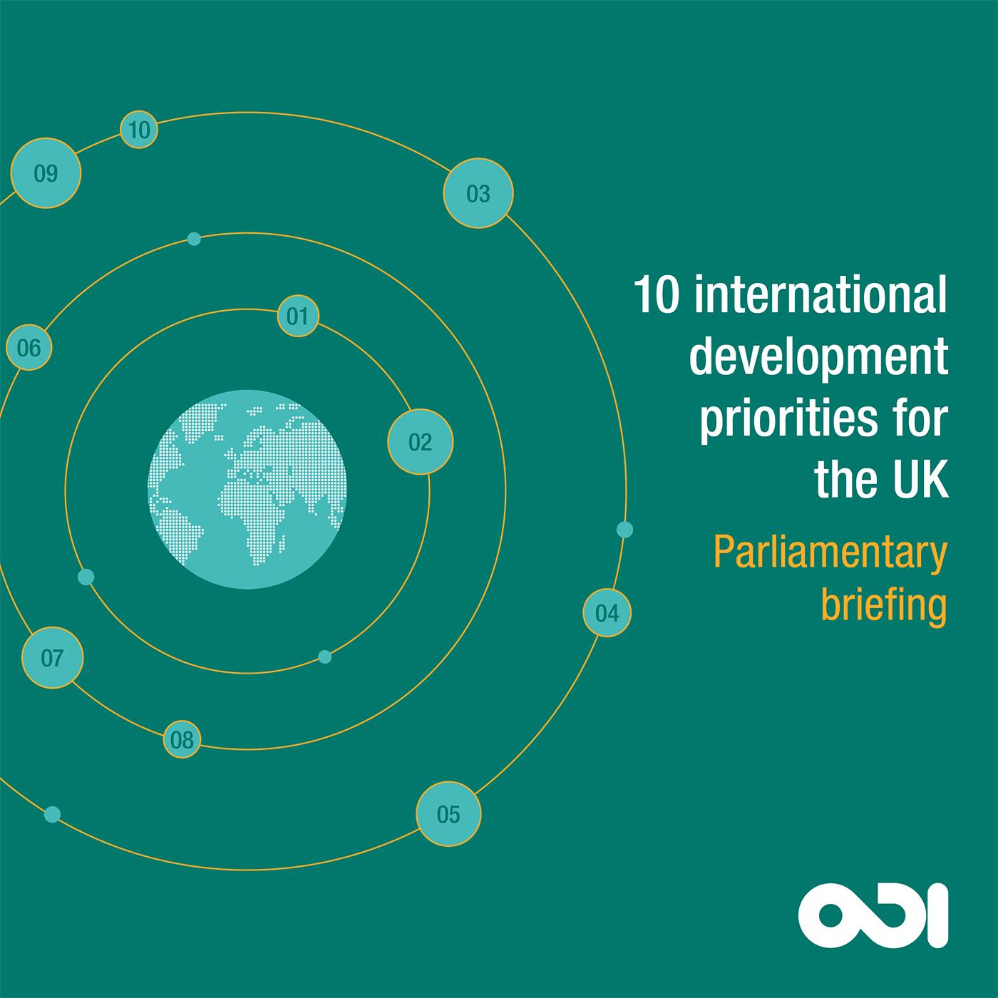 10 development priorities for the UK