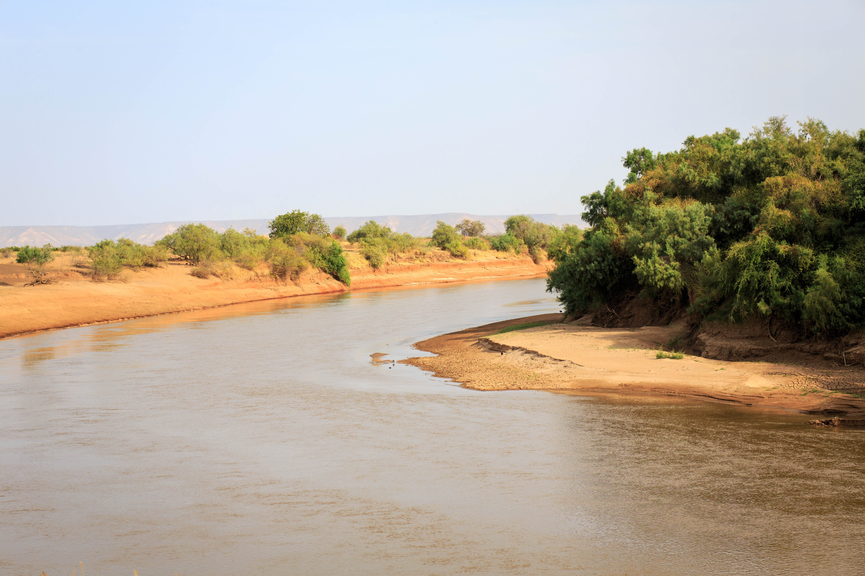 Shebele river, Ethiopia