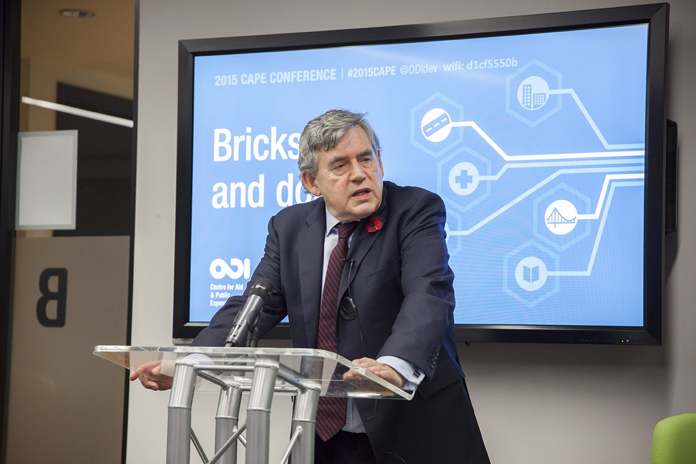 2015 CAPE conference: bricks and dollars