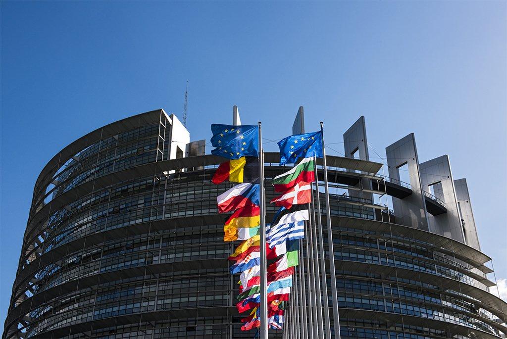 Plenary session October in Strasbourg. Photo: © European Union 2017 – European Parliament