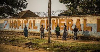General hospital of Beni, DRC. Photo: World Bank / Vincent Tremeau CC BY-NC-ND 2.0