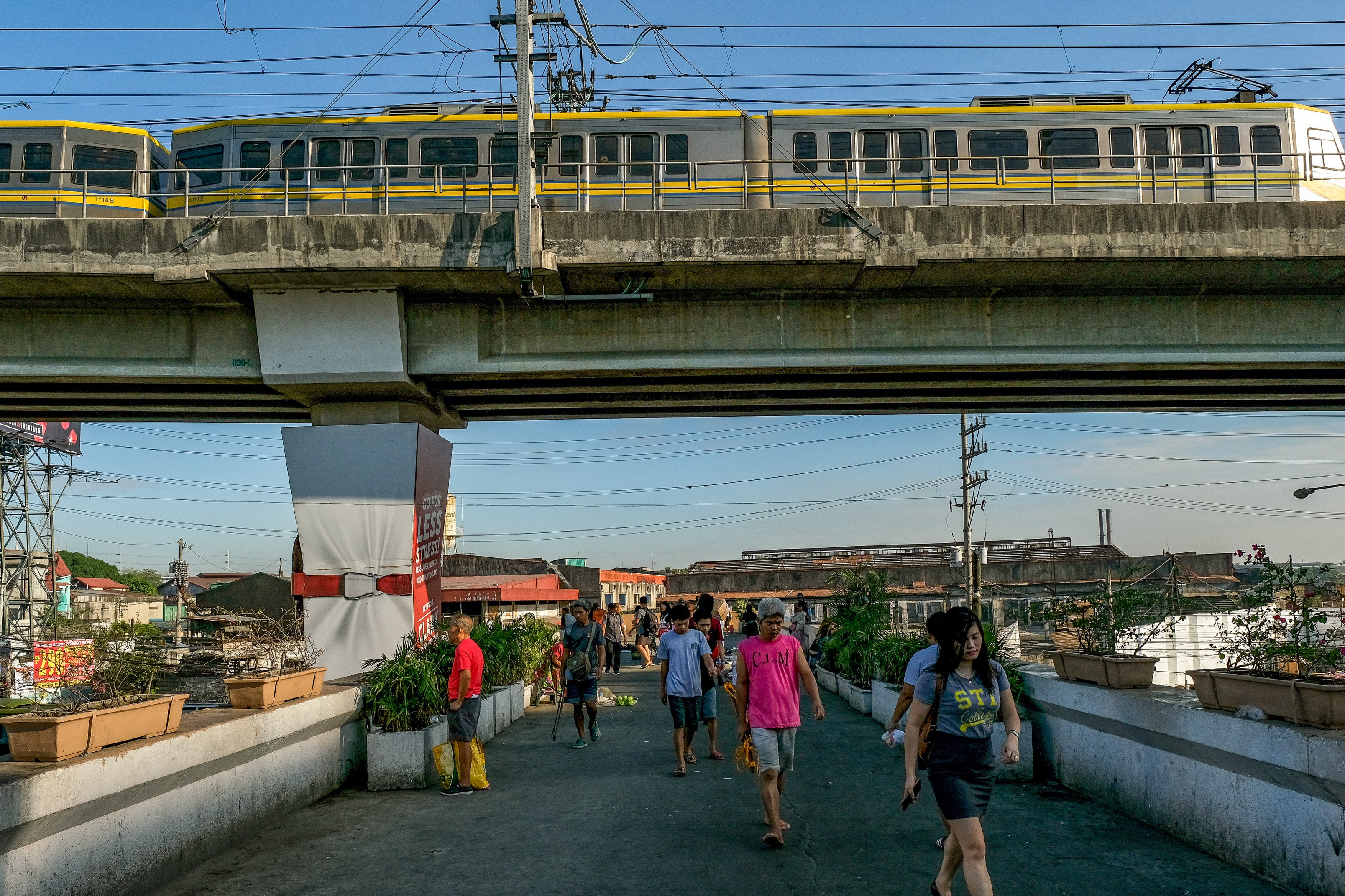 EDSA Greenways Project in the Philippines