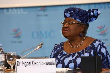 DG selection process 2020, Dr Ngozi Okonjo-Iweala. Photo: WTO/Jay Louvion CC BY-SA 2.0