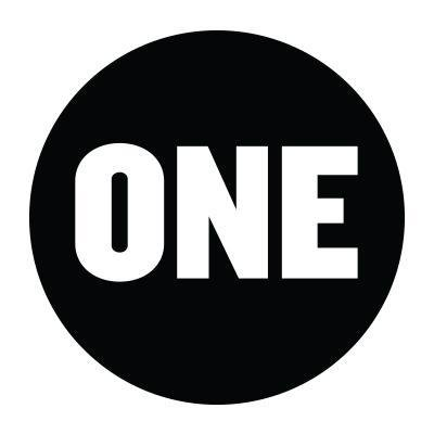 ONE campaign logo