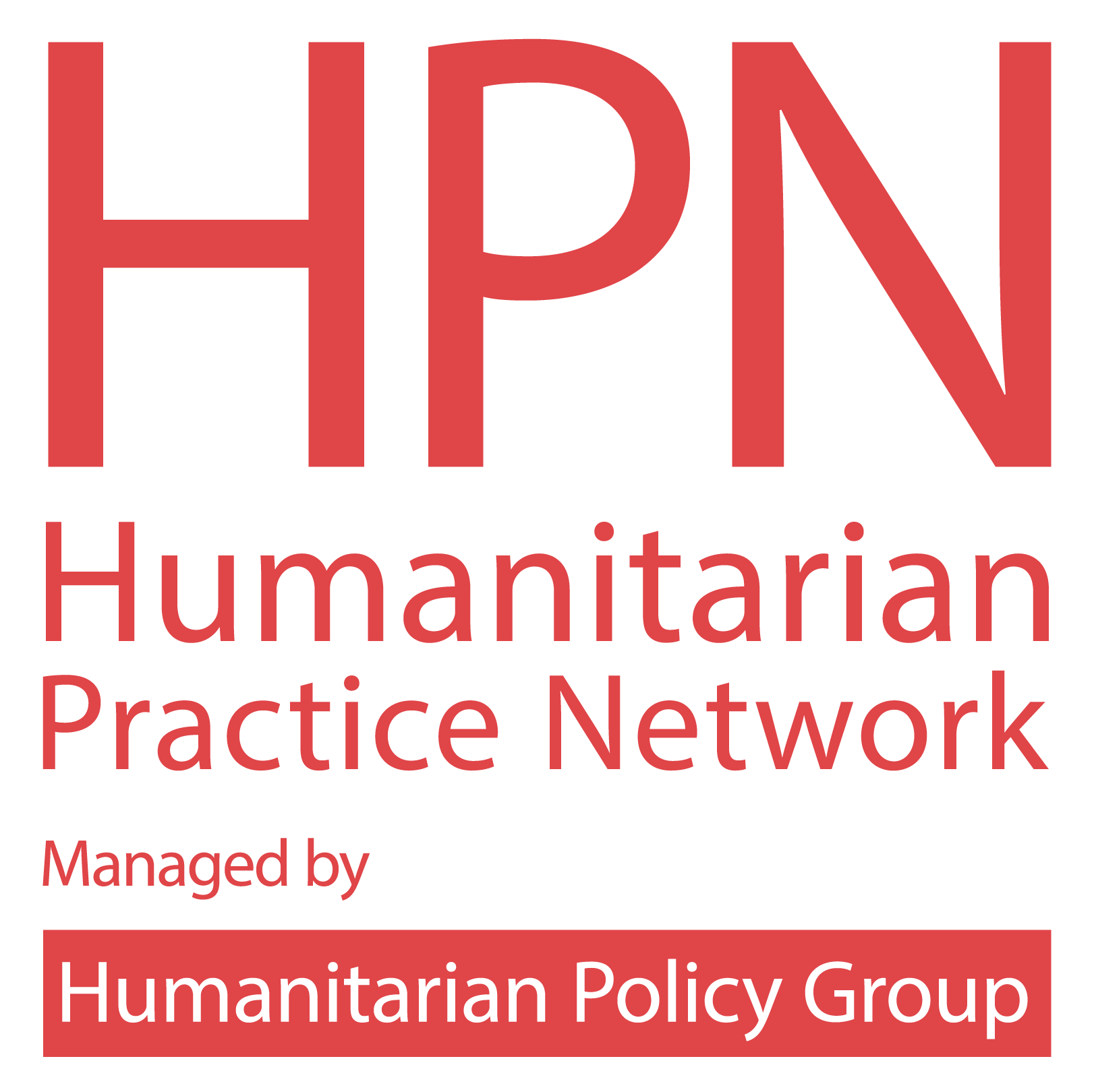 Humanitarian Practice Network