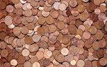 Heap-of-many-euro-cents