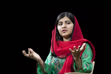 Malala speaking.JPG