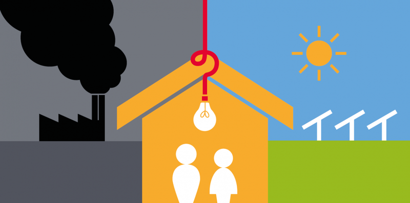 Illustration: coal, poverty and energy access