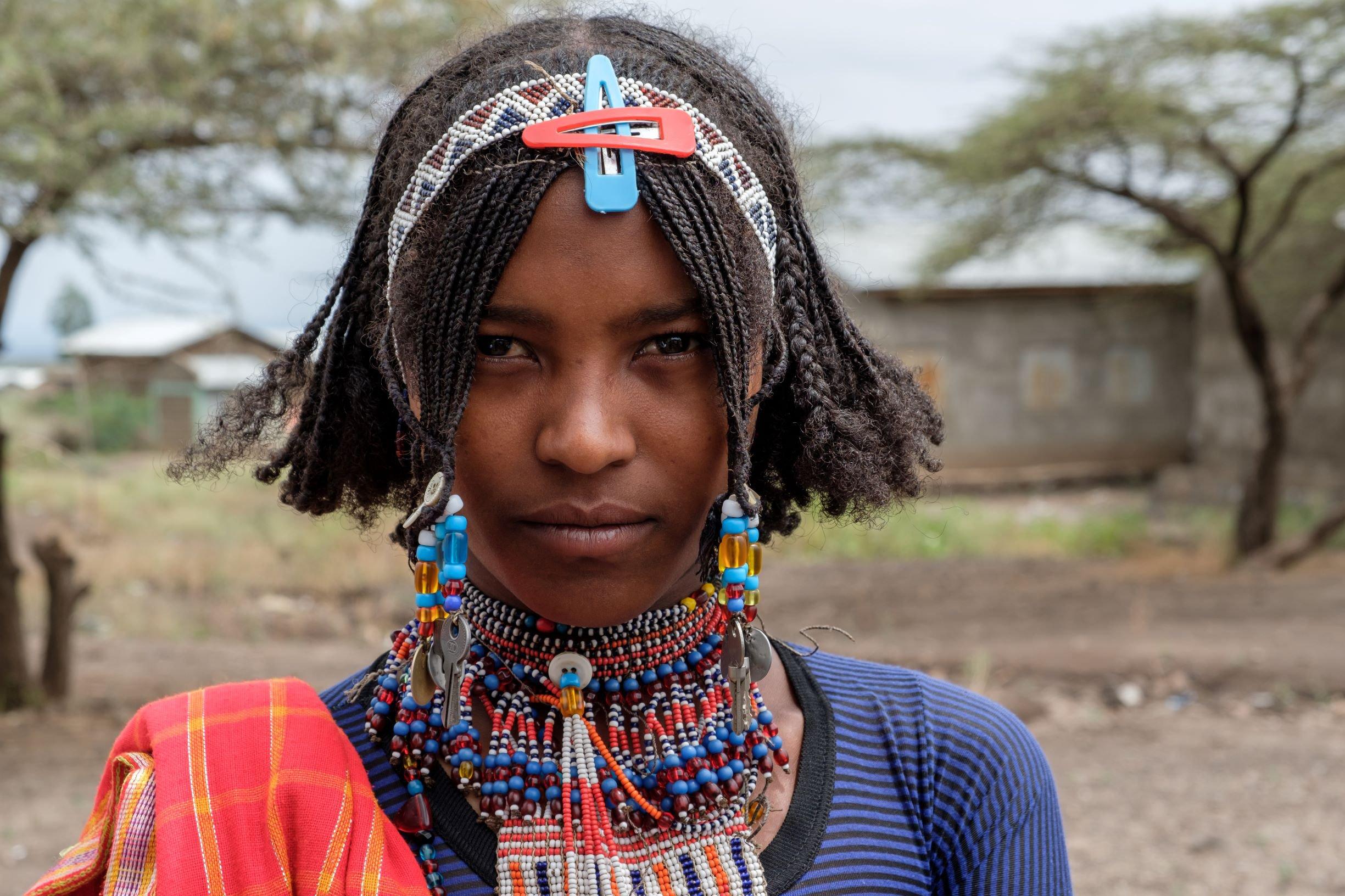 Girl from Afar