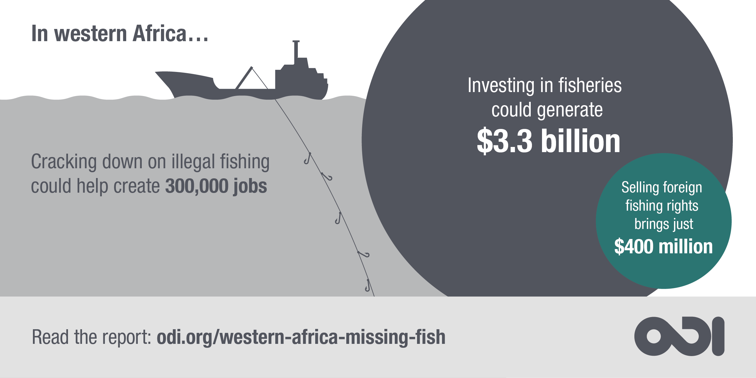 Infographic: the case for cracking down on illegal fishing off western Africa