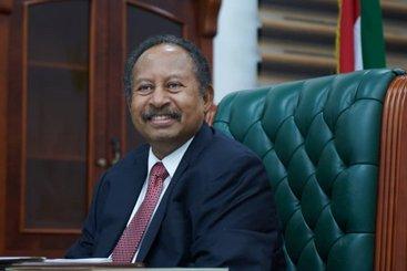 His Excellency Abdalla Hamdok