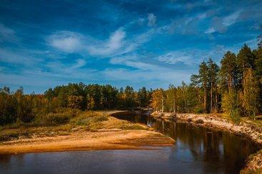 River Pra, Meshchera