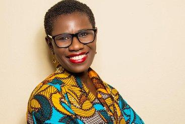 Mayor Yvonne Aki-Sawyerr